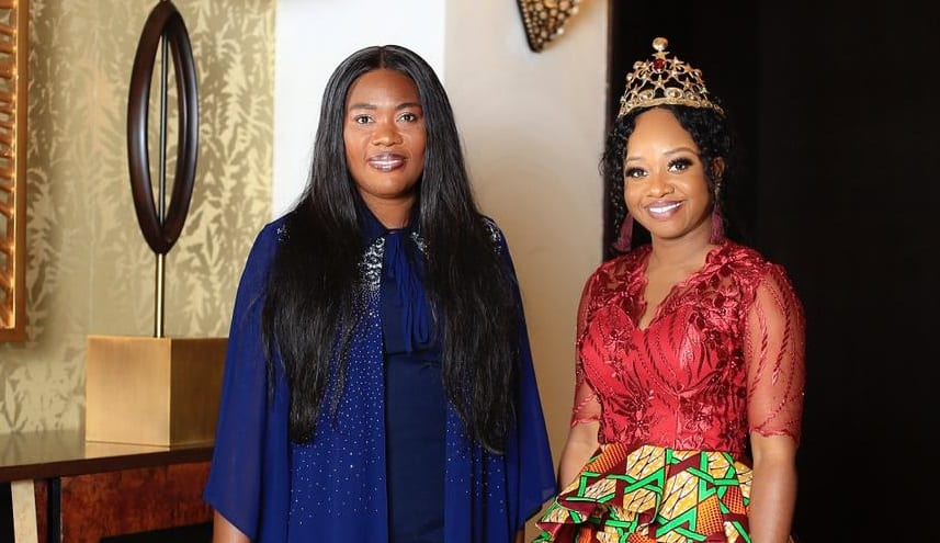 2020 GMB queen launches her NDB Foundation