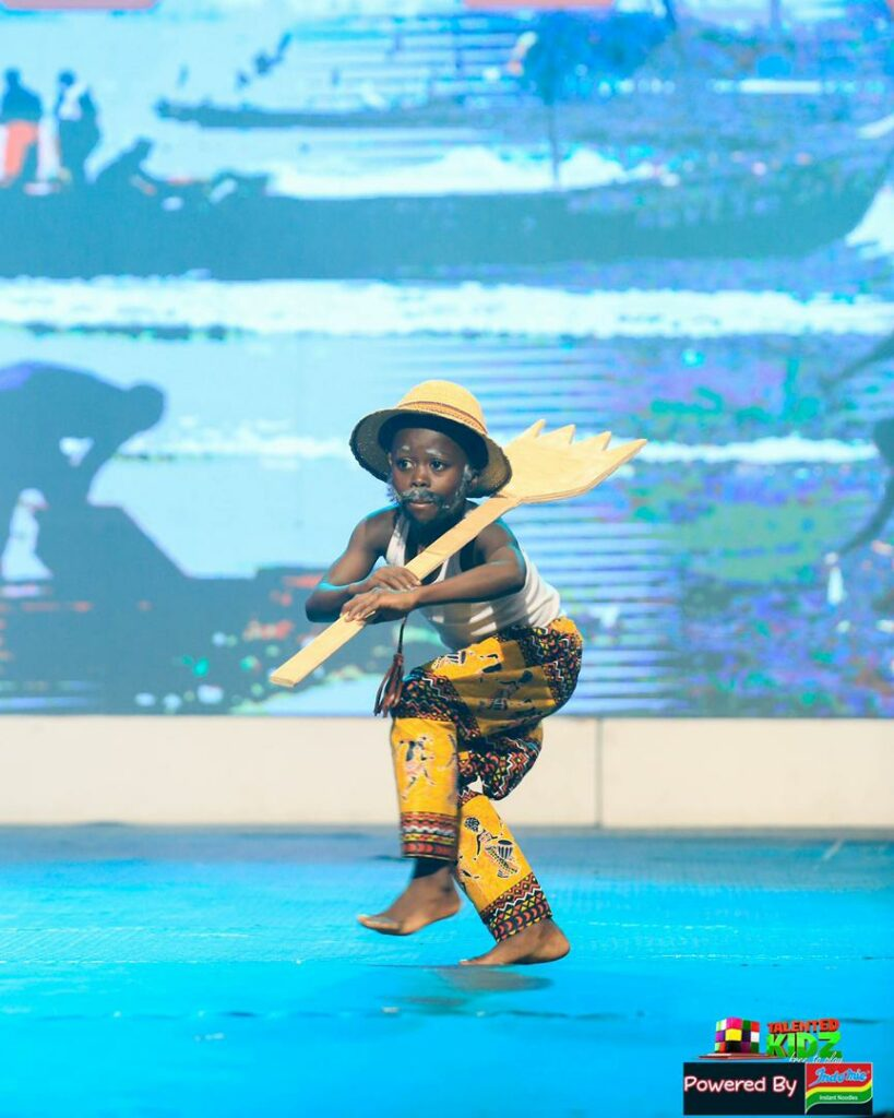 [Pictures]Six make it to the finals of TV3's Talented Kids show
