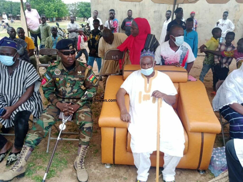 Wa Naa organises unification games for military, civilians