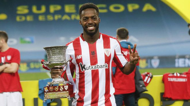 Inaki Williams loves Ghana but insists on playing for Spain